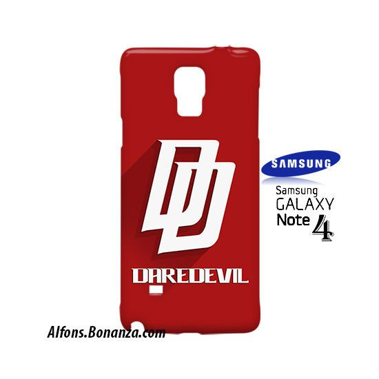 Daredevil Superhero Samsung Galaxy Note 4 Case