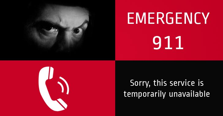 Here's How Hackers Can Disrupt '911' Emergency System and Put Your Life at Risk #esflabsltd #securityawareness #cybersecurity
