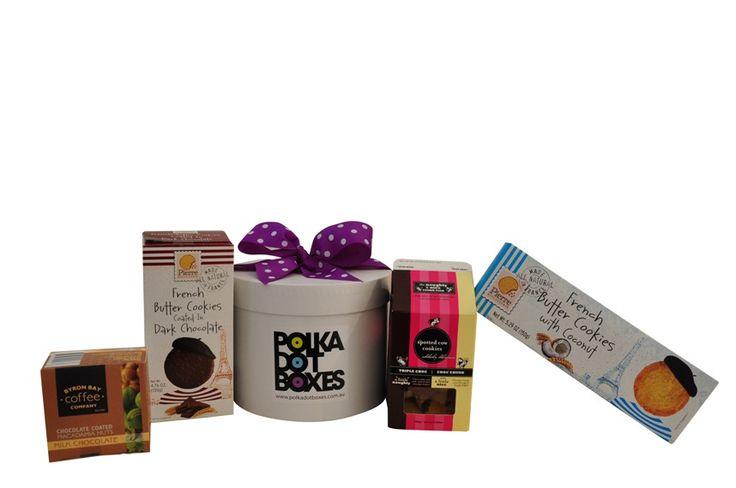 Milk & Cookies Gift Hamper - Delivery Australia-wide