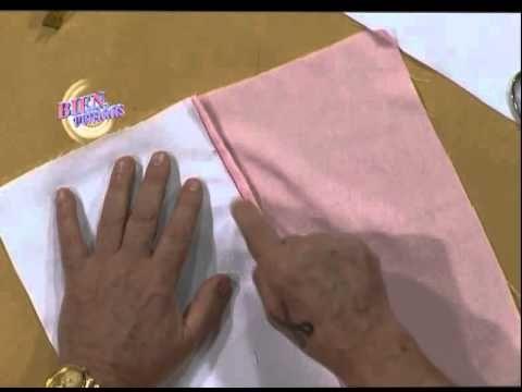 Hermenegildo Zampar - Bienvenidas TV en HD - terminaciones de costura de la camisa de hombre - YouTube