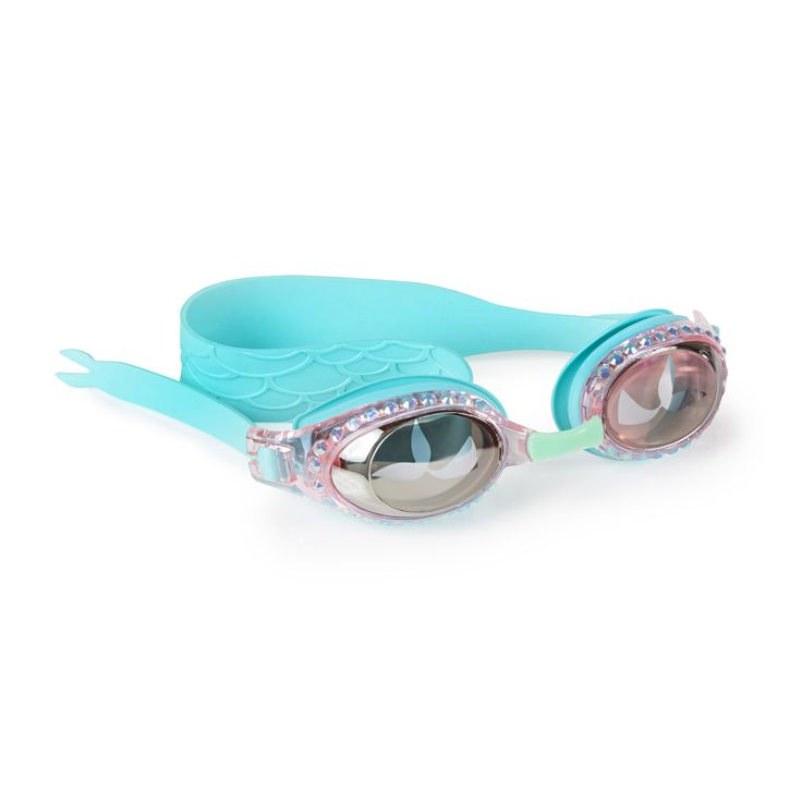 Mermaid Kid's Swimming Goggles by Bling2o - Little Citizens Boutique - 2