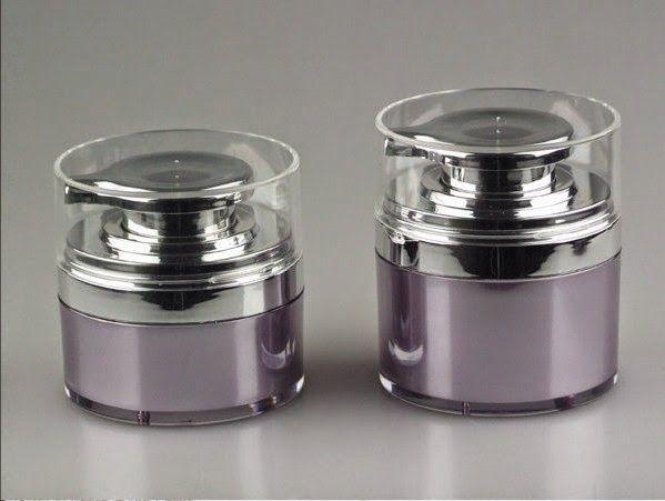 Cosmetic Cream Jar for Facial Cream, Eye Cream, Cleanzer, Moisturizer,…