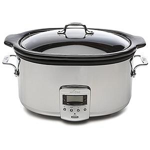 All-Clad 6.5 Qt. Digital Slow Cooker | Gracious Home | Product