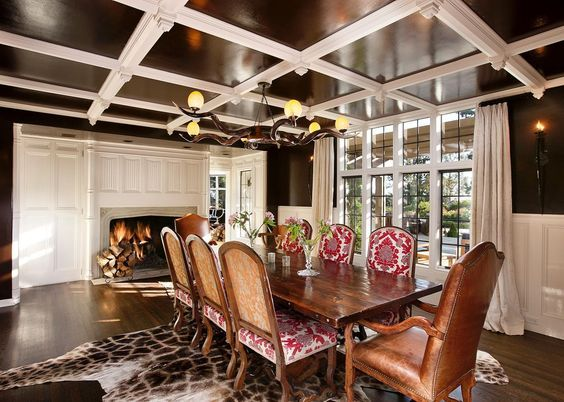 66 Best Extravagant Dining Rooms Images On Pinterest  Dinner Classy Dining Rooms Reigate Decorating Inspiration
