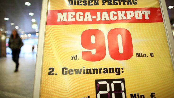 90 Millionen Euro im Eurojackpot: Rekord-Jackpot geht nach Baden-Württemberg