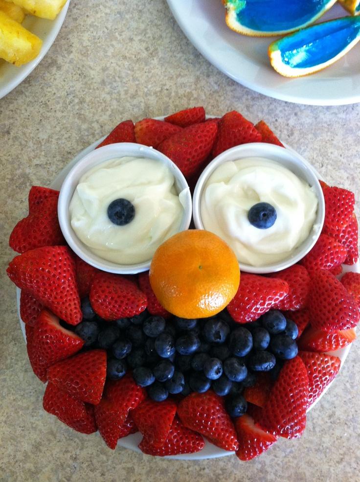 Elmo birthday ideas!