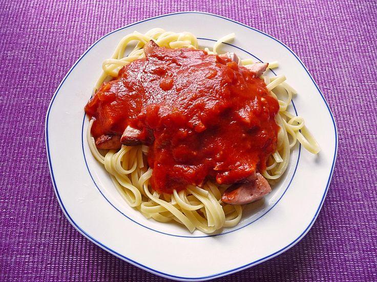 DDR - Tomatensoße, ein sehr leckeres Rezept aus der Kategorie Gemüse. Bewertungen: 43. Durchschnitt: Ø 4,1.