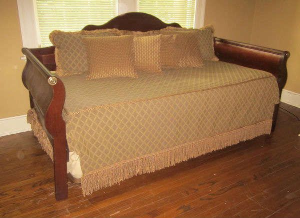 Daybed With Trundle And Mattress Included Woodworking