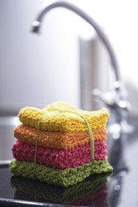 Creative Company | Fresh crochet – Dishcloths