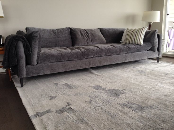 Superb Cozy Sofa With Raw Oak Base U2013 El Caregoon De Quercia | 06 Interior Arch |  Pinterest | Simple, Cozy Sofa And Shape Photo