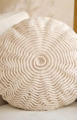 Crochet- Pillow. Free Pattern!