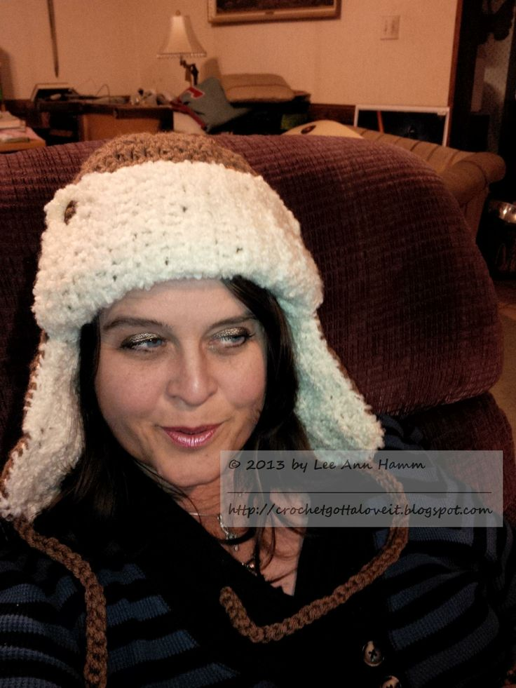 Nice Crochet Bomber Hat Pattern Free Gift Sewing Pattern Dress
