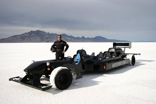 Indy Race Car Limousine