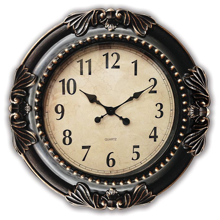 Lüxsor Dekoratif Duvar Saati  Ürün Bilgisi ;  Ürün maddesi : Plastik gövde ve Gerçek cam kullanılmıştır Ebat : 46 cm Mekanizması : Akar saniye, sessiz çalışır Garanti : Saat motoru 5 yıl garantili Zengin görünüm Üretim  : Yerli üretim Kullanım ömrü uzundur Kalem pil ile çalışmakta Ürün fotoğrafta görüldüğü gibi olup orjinal paketindedir Sevdiklerinize hediye olarak gönderebilirsiniz