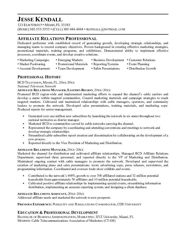 Best 25+ Sales resume examples ideas on Pinterest Sales - network administrator resume