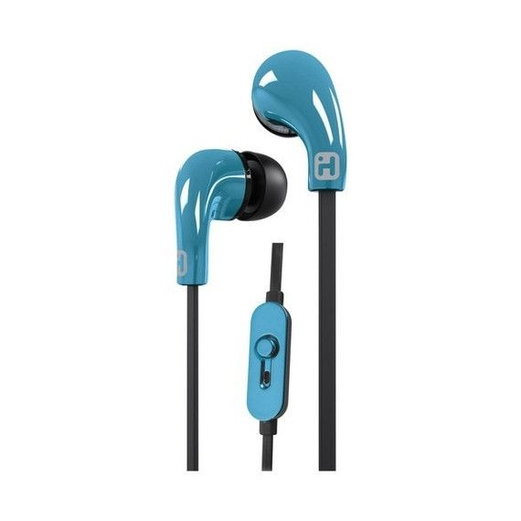 iHome Noise-Isolating Earbuds with In-Line Mic & Remote
