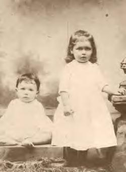 Jesse James kids - Jesse Edward and Mary