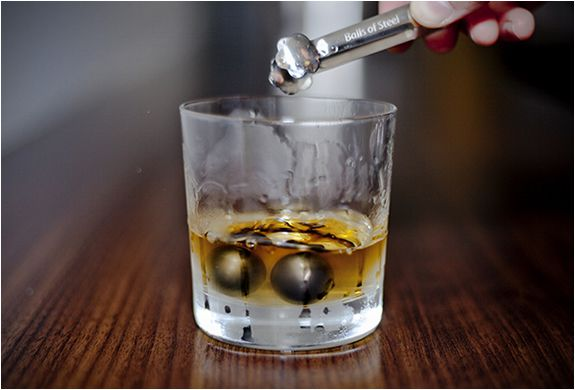 BALLS OF STEEL | WHISKEY DRINK COOLERS