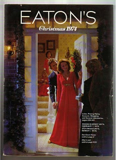 1974 Eaton's Christmas Catalogue...I wanted everything in this....even the support hose.