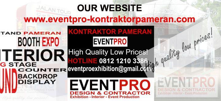 KONTRAKTOR PAMERAN | VENDOR BOOTH PAMERAN | KONTRAKTOR BOOTH PAMERAN | http://kontraktorpameran.over-blog.com/