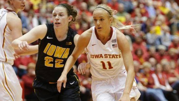 girls iowa state basketball | one of my favourite teams