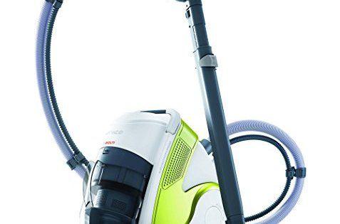 Polti Aspirateur sans Sac Multicyclonique Nettoyeur Vapeur Unico MCV70 Allergy Multifloor&Windows, Pression 4,5 Bars, 85 gr Vapeur/min, 3…