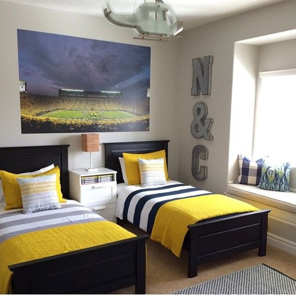 62 best bedroom images on Pinterest Bedrooms, Bedroom ideas and - boy and girl bedroom ideas