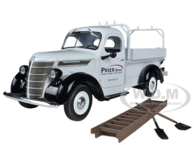 #transformer 1938 international prier brothers d-2 utility truck 125 first gear 40-0306