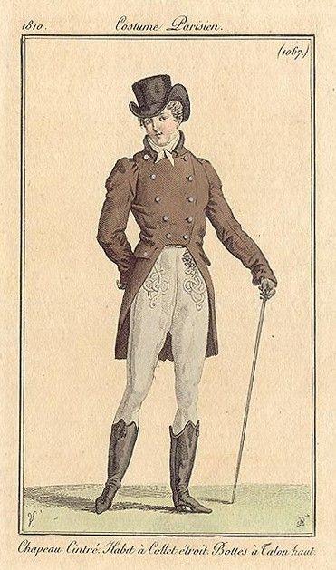 1810 Gentleman Attire