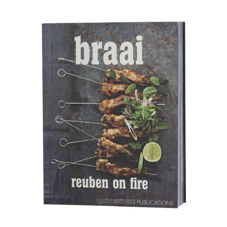 Braai Reuben on Fire