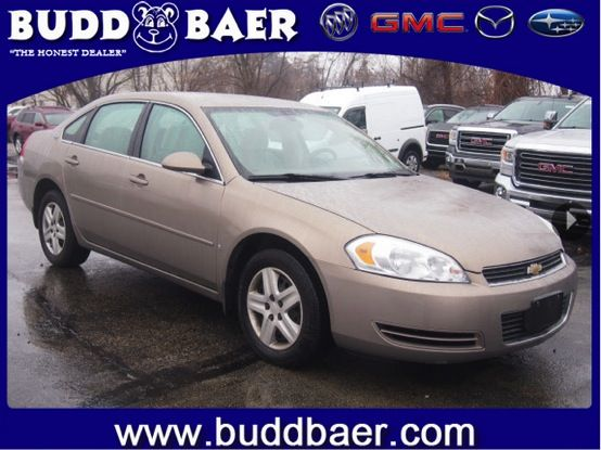 We've got a great collection of used cars for under $10K, like this 2006 Impala for $8,583. Check out our complete list. #chevy