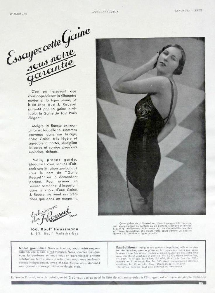 Lingerie Advertisements 109