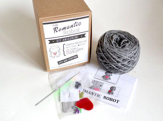 Amigurumi Beginner Kit : 1000+ images about Crafts on Pinterest Valentine puns ...