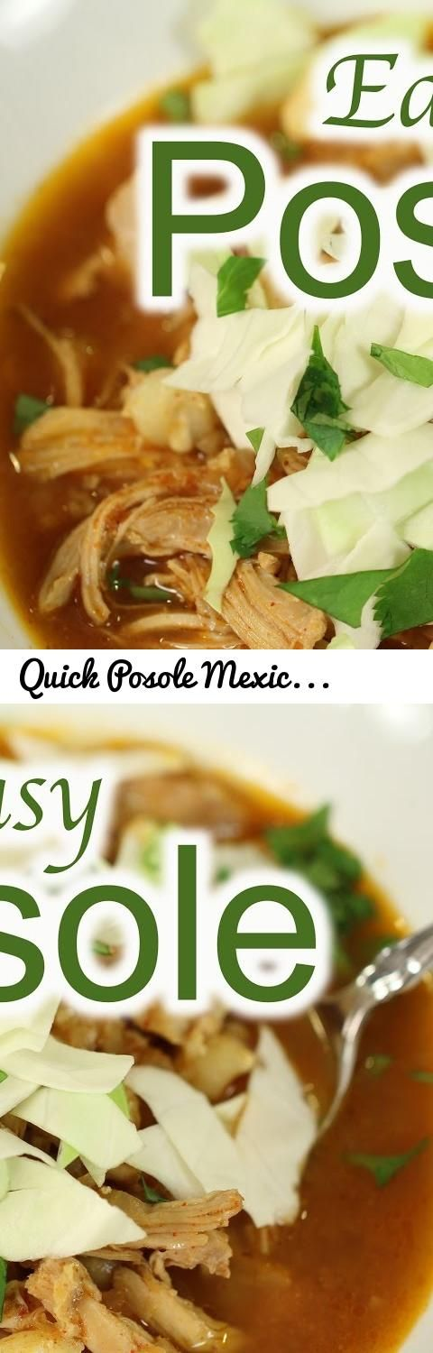 Quick Posole Mexican Soup   Chicken Pozole Recipe   Rockin Robin Cooks... Tags: posole recipe, pozole, authentic, Mexican, food, hispanic, meal, chicken, soup, cooking, tutorial, kitchen, easy, fast, quick, recipes, recipe, cook, hominy, lime, how to make pozole, how to makepozole rojo de puerco, how to make posole, Rockin Robin Cooks, cookingmexicanrecipe, how to, dinner, how to cook, homemade, posole, healthy, receta, home made, restaurant, how to make, diy, turtorial to cook chicken…
