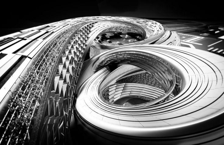 Архитектурная лекция «Параметрическая архитектура: предпосылки и развитие»