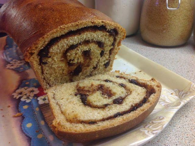 This Muslim Girl Bakes: Cinnamon Currant Bread for Eid