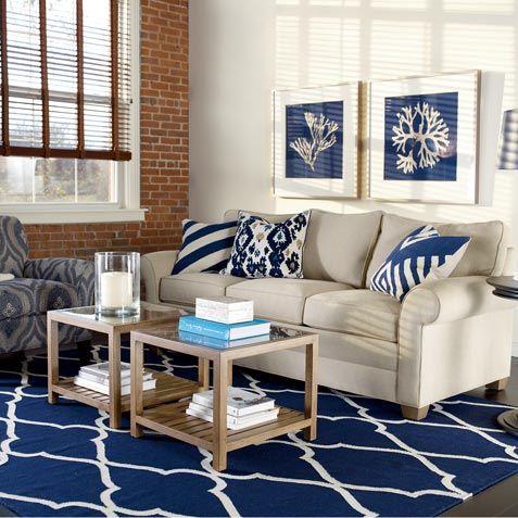 89 best Ethan Allen Living rooms images on Pinterest Ethan allen