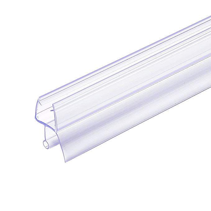 Kingran Frameless Shower Door Bottom Seal Fits 1 2 X 36 Swinging Shower Door Review Frameless Shower Doors Swinging Shower Door