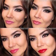 Risultati immagini per макияж темная кожа
