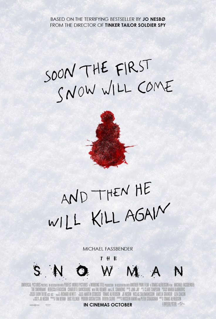 Return to the main poster page for The Snowman (#2 of 5)
