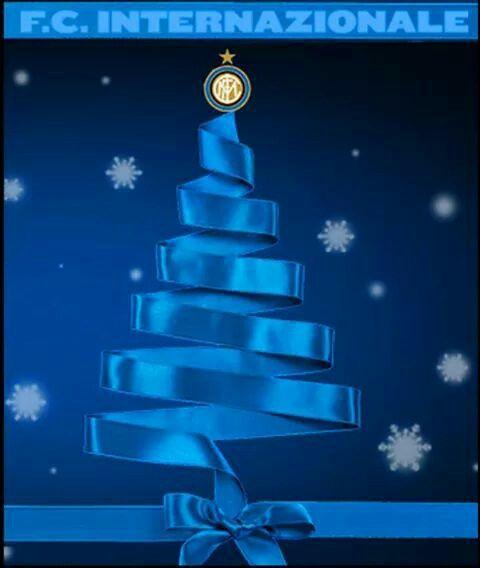 Buon Natale Amici Interisti di Tutto l Mondo.