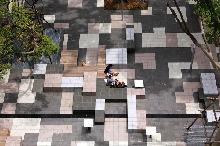 Works / 帝京平成大学 中野キャンパス LD - オンサイト計画設計事務所