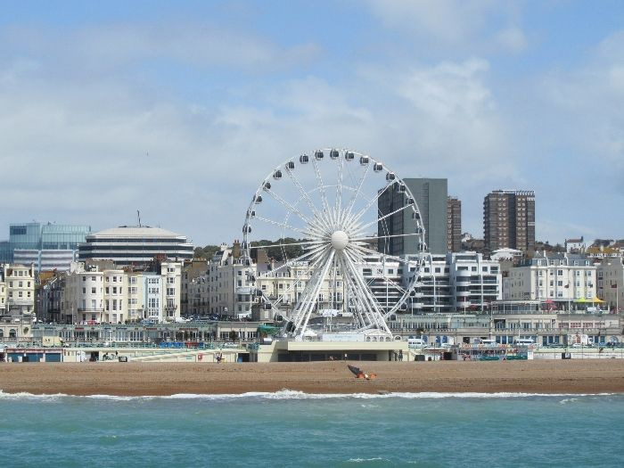 Brighton for a change