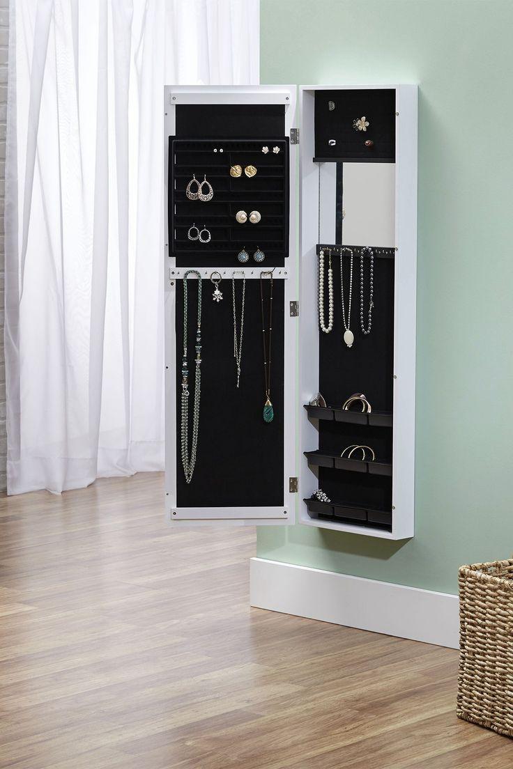 Jewelry Organizer Wall 461 Best Hanging Jewelry Organizer Images On Pinterest