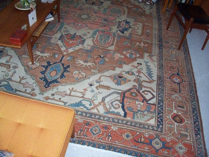 Love This Rug That We Washed And Repaired For A Special Client In Ann Arbor