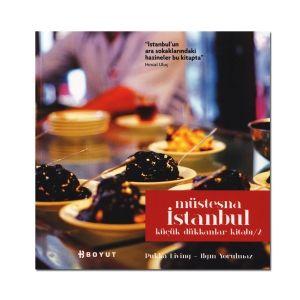 Müstesna İstanbul / Küçük Dükkanlar Kitabı - 2