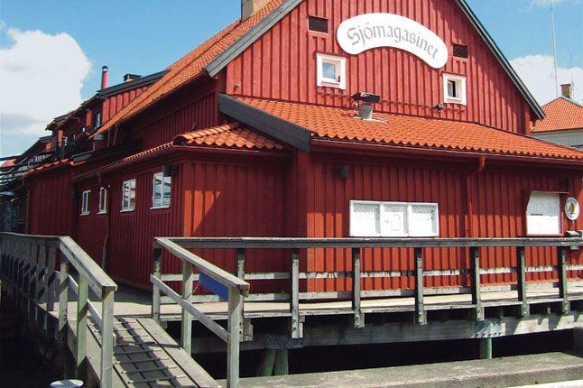 The best restaurants in Sweden: Sjömagasinet in Gothenburg. (via Condé Nast Traveller)