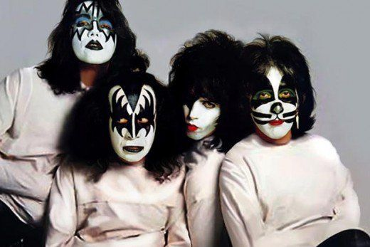 Top 10 KISS Songs From the 1970's   Spinditty