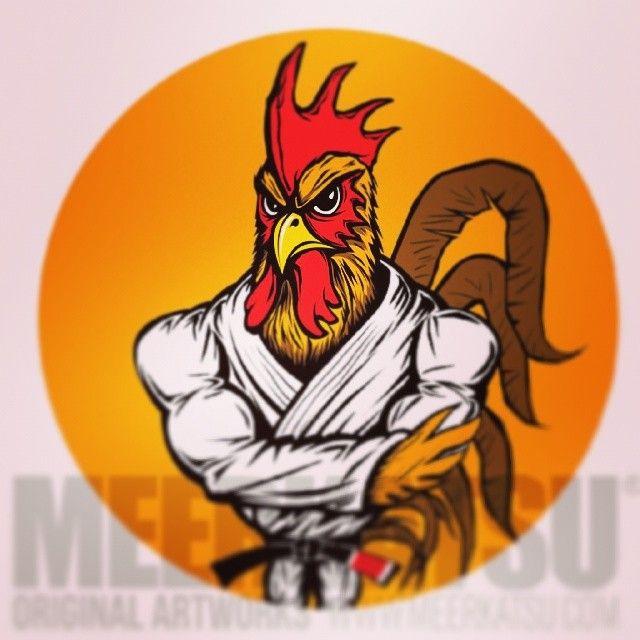 Black Belt Cock - Meerkatsu