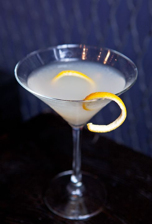 Pisco Elevation, made with lychee pisco capel and elderflower liqueur is on the Test Kitchen Menu at Zengo in Denver.